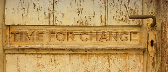 זה הזמן לשינוי הרגלים